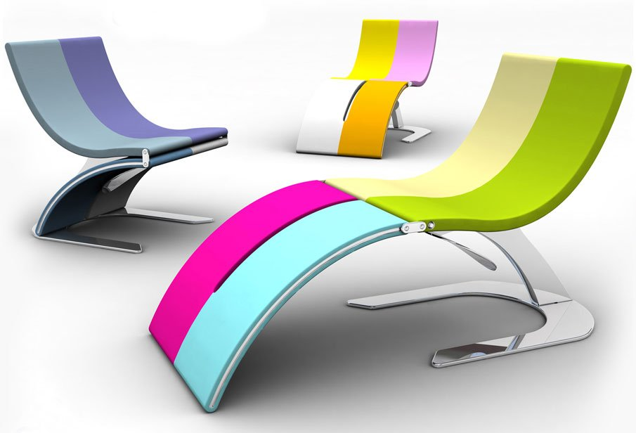 Hypnosis furniture portfolio solovyovdesign for Modern chair design